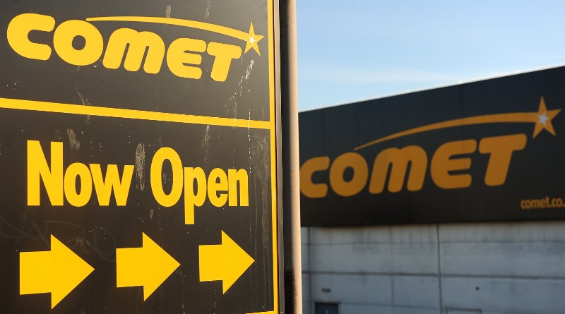Cable calls for ICAEW probe into Comet administrators