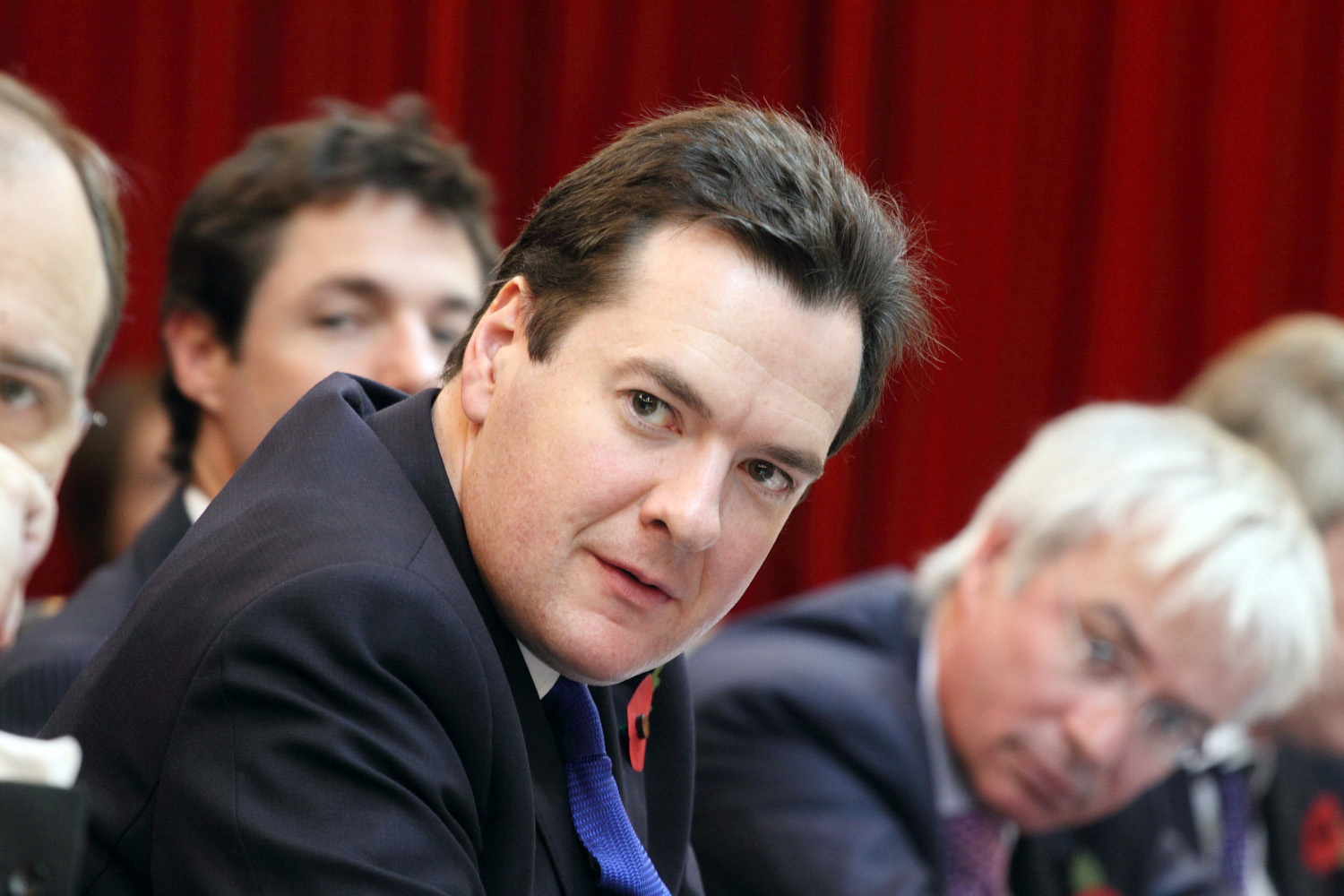 Osborne: 50p rate would hit poor