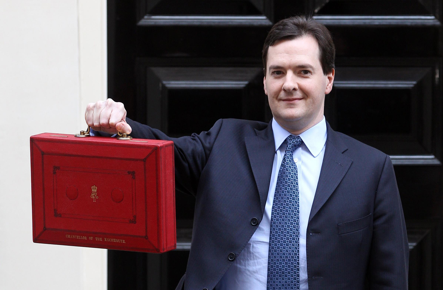 Budget2012: Osborne plans 'radical change' to taxation of small businesses