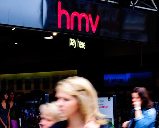 Deloitte administrators given hope on HMV future