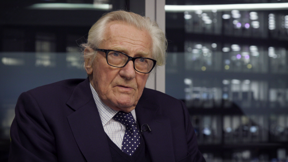 Creator of Accountancy Age Michael Heseltine on Brexit, accountancy and why everything's better nowadays – even when it might not seem it