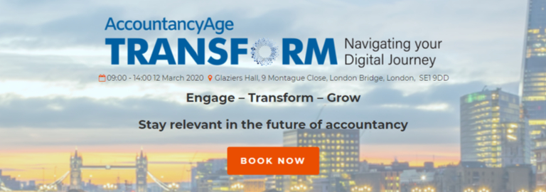 Accountancy Age announces new event series